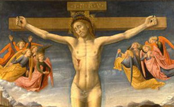 crocifissione Donato de Bardi