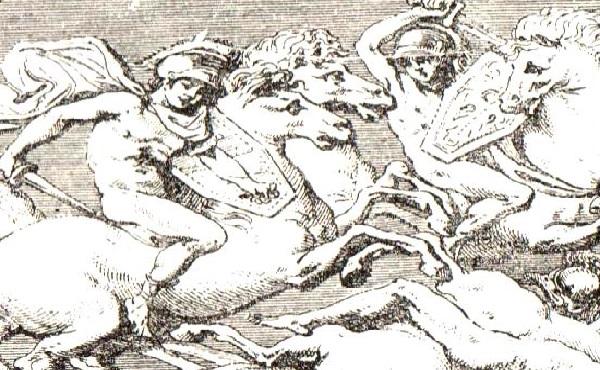 combattimento-incisione-in-mènard-1878