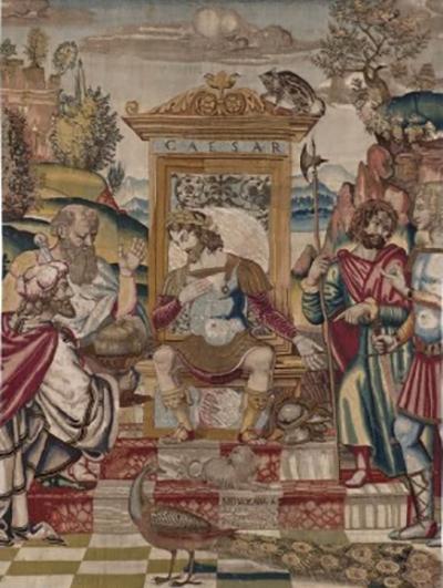 Manifattura milanese, Parigi, Museo Arti decorative