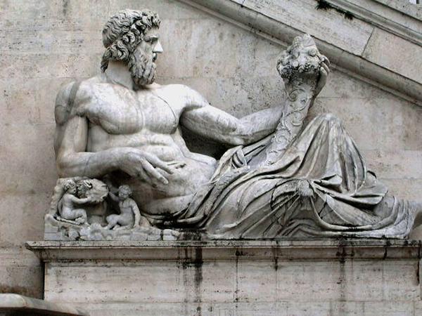 Tevere (già Tigri), Roma, Campidoglio