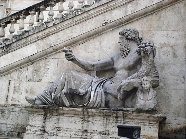 Nilo, Roma, Campidoglio (ph. Giovanni Dall'Orto, 7.4.2008)Nilo, Roma, Campidoglio (ph. Giovanni Dall'Orto, 7.4.2008)