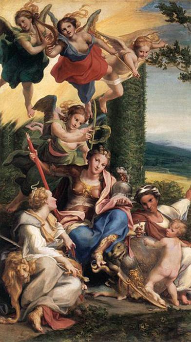 correggio-allegoria-virtù-parigi-louvre