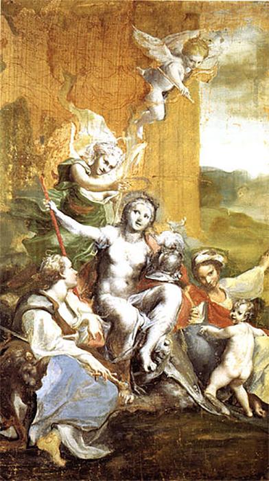correggio-allegoria-virtù-bozzetto-autografo-roma-galleria-doroa-pamphilj
