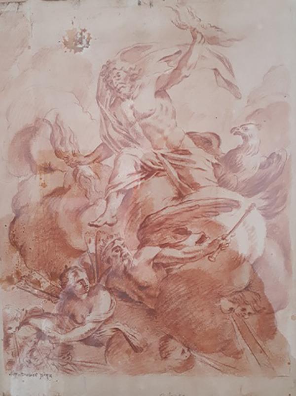 simon-vouet-giove-disegno