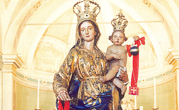 Giuseppe Antignati, Madonna del Carmine, 1777, Nosate (Mi), parrocchiale-ev
