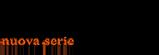 Antiqua nuova serie Logo