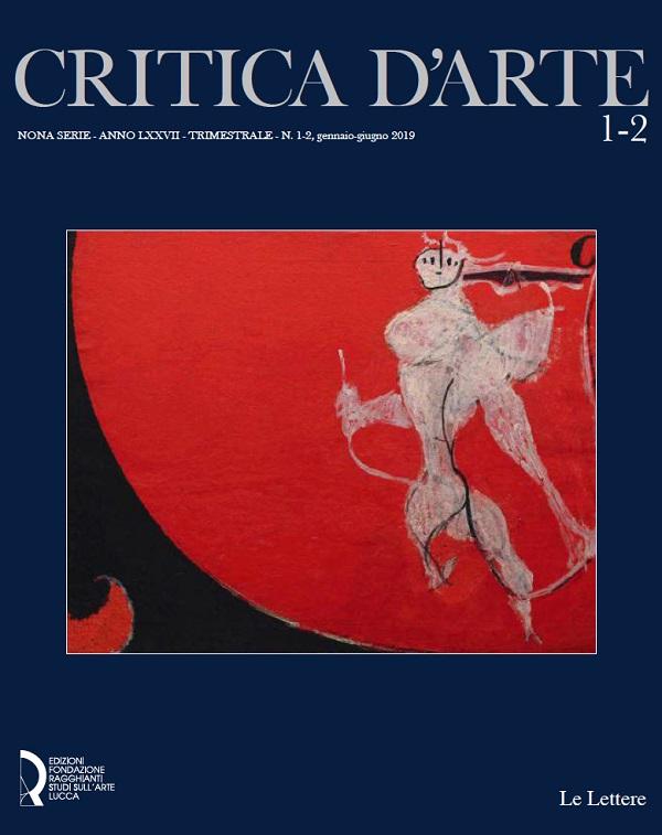critica-d'arte-rivista