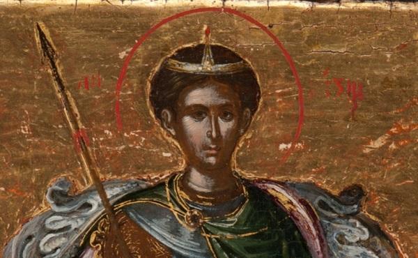 doménikos-thetokòpoulos-el-greco-san-demetrio-dipinto-su-tavola-circa-1569