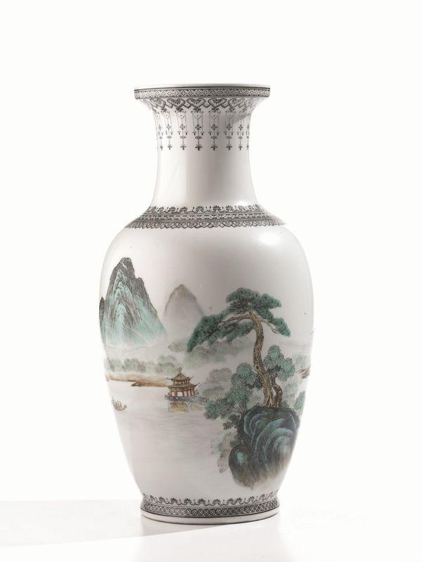 vaso-porcellana-bang-ping-qian-long-cina-periodo-repubblicano