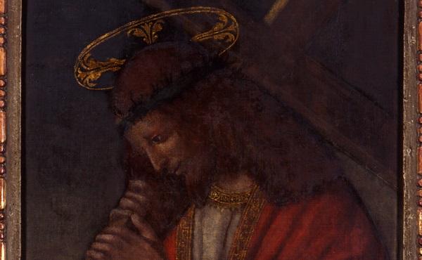 cristo-portacroce-tempera-xvi-secolo-museo-baroffio-sacro-monte-sopra-varese