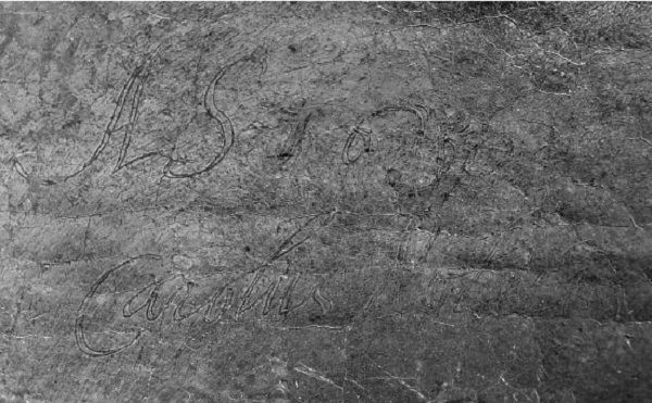 carlo-dolci-madonna-della-rosa-1630-firma