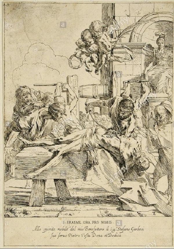 pietro-testa-lucchesino-martirio-sant'erasmo-630-1631-acquaforte-bergamo-accademia-carrara-gabinetto-disegni-stampe