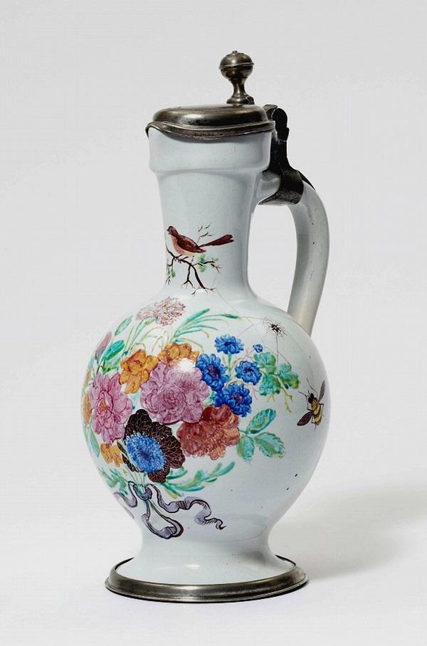 brocca-maiolica-hanau-bartholomäus-seuter-1715-1720