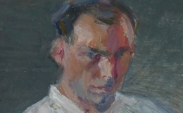 federigo-papi-autoritratto-1922
