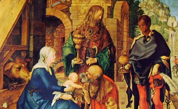 albrecht-dürer-adorazione-dei-magi-1504-firenze-uffizi