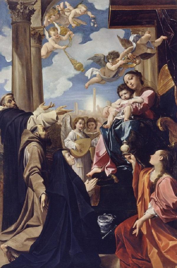 ludovico-carracci-madonna-bambino-santi-olio-su-tela-1588-bologna-pinacoteca-nazionale