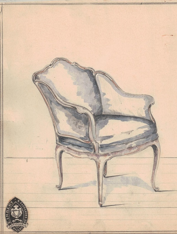 poltrona-luigi-xv-disegno-archivio-imbert