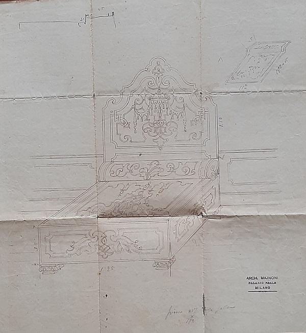 achille-majnoni-letto-disegno-archivio-imbert