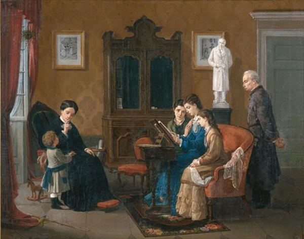 emilio-de-amenti-lettura-promessi-sposi-pavia-musei-civici-castello-visconteo