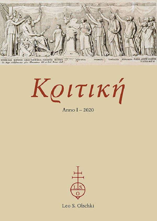kριτική-rivista-olschki-2020