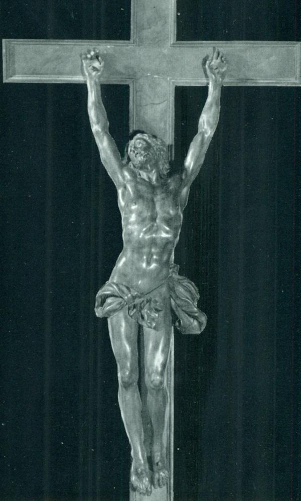 pierre-puget-crocifisso-legno-cedro-xvii-secolo-bologna-accademia-belle-arti