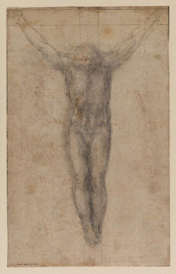 michelangelo-crocifisso-londra-british-museum