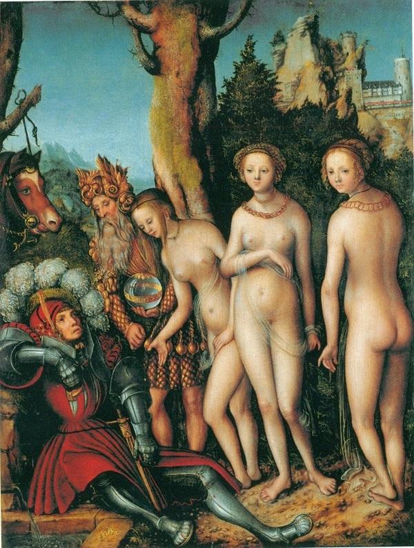 lucas-cranach-il-vecchio-giudizio-di-paride-fort-worth-kimbell-art-museum