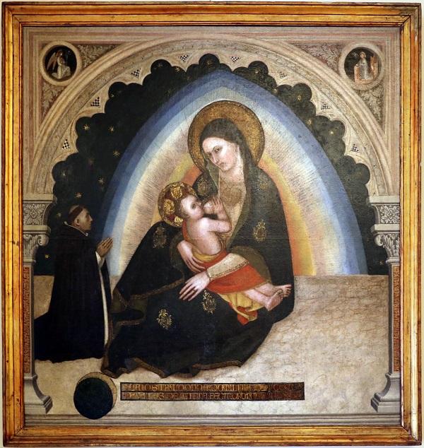 paolo-serafini-da-modena-madonna-dell'umiltà-1370-modena-galleria-estense