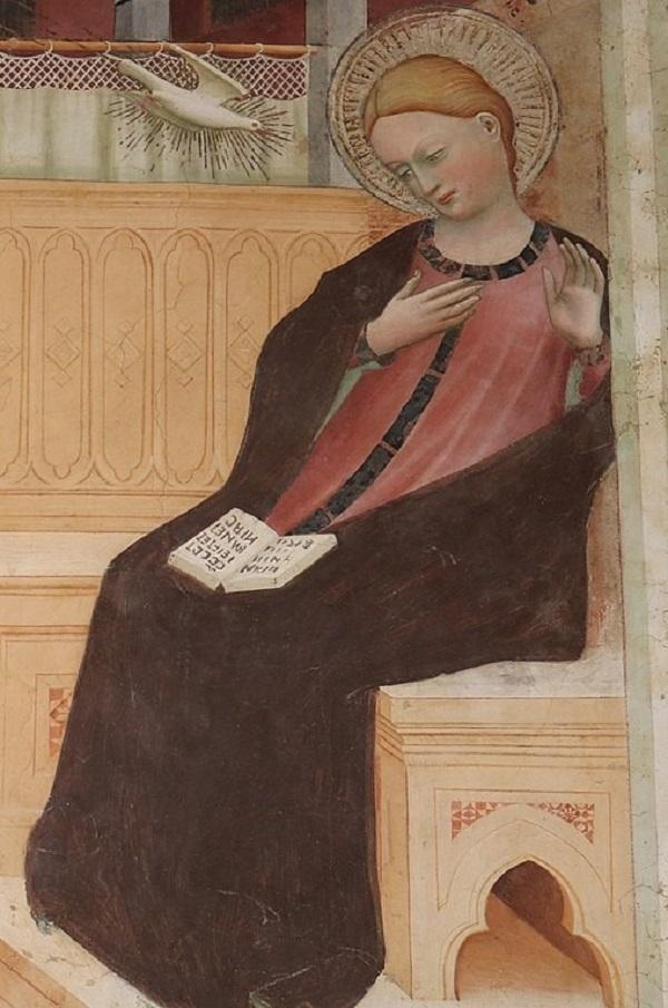 paolo-serafini-da-modena-annunciata-1380-1382-pistoia-chiesa-san-benedetto-san-leopoldo