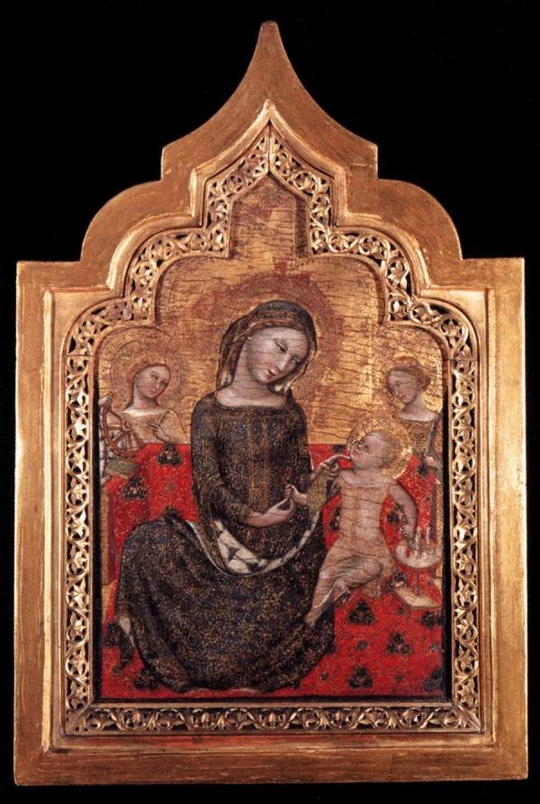 vitale-da-bologna-madonna-dell'umiltà-1353-milano-museo-poldi-pezzoli