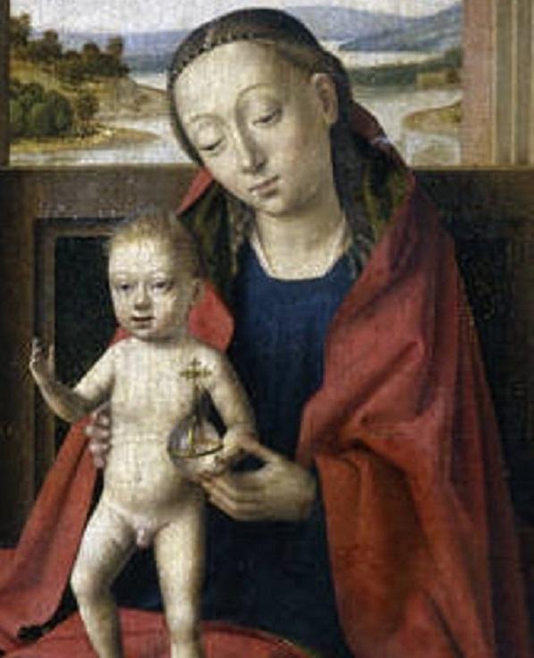 petrus-christus-madonna-con-bambino-1460-1465-madrid-prado