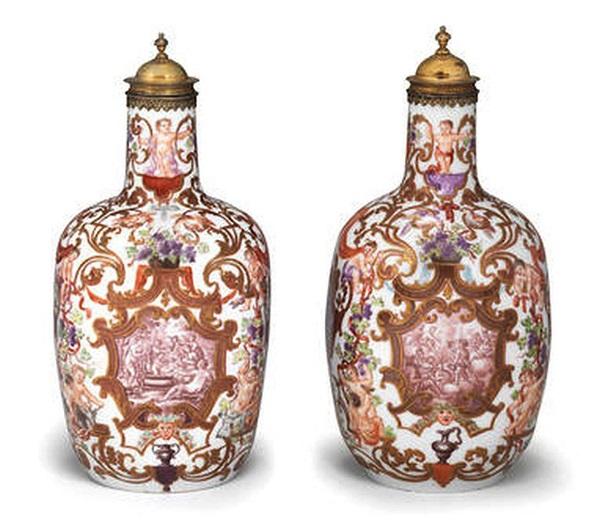 fiaschette-porcellana-meissen-1720-1725-ignaz-bottengruber-1730