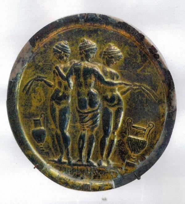 specchio-tre-grazie, bronzo-i-ii-secolo-dc-new-york-metropolitan-museum