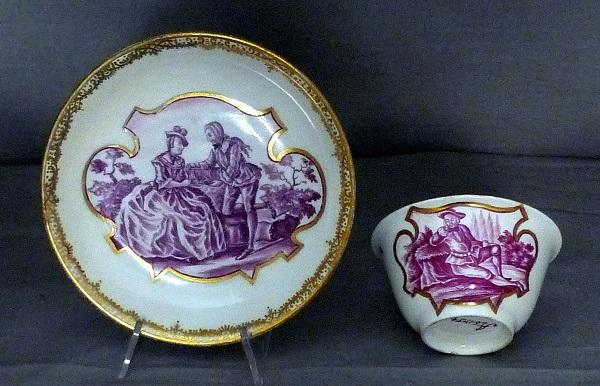 tazza-con piattino-porcellana-Meissen-1725-1730-decoro-1754