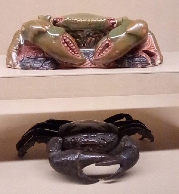 granchio-ceramica-giappone-edo-1600-granchii-padova-xvi-secolo-vienna-kunsthistorische