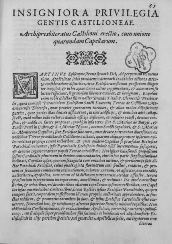 matteo-castiglioni-de-origine-gentis-castilionae-1596-varese-biblioteca-civica